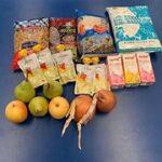 Nutricionalmente deficientes: Contraloría ordena sumario por cajas de alimentos Junaeb