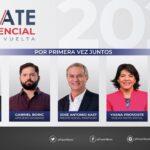 Elecciones presidenciales: Los cinco momentos más destacados del primer debate televisivo