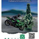 #LAOTRAPANDEMIA: Carabineros lanzó campaña para prevenir accidentes de tránsito en Fiestas Patrias