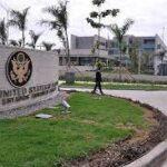 """Embajada de Estados Unidos alerta a sus ciudadanos por """"potenciales protestas violentas"""" en aniversario del 18-O"""